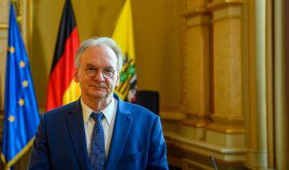 Die Landtagswahlen in Sachsen-Anhalt: Wer könnte Reiner Haseloff das Ministerpräsidentenamt streitig machen? (Foto)