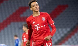 So lebt Jamal Musiala vom FC Bayern München abseits des Fußballrasens. (Foto)