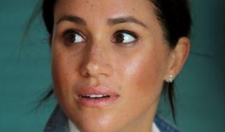 Schock für Herzogin Meghan: Unweit ihrer Luxusvilla in Montecito (Kalifornien) sind die sterblichen Überreste eines Kindes entdeckt worden. (Foto)