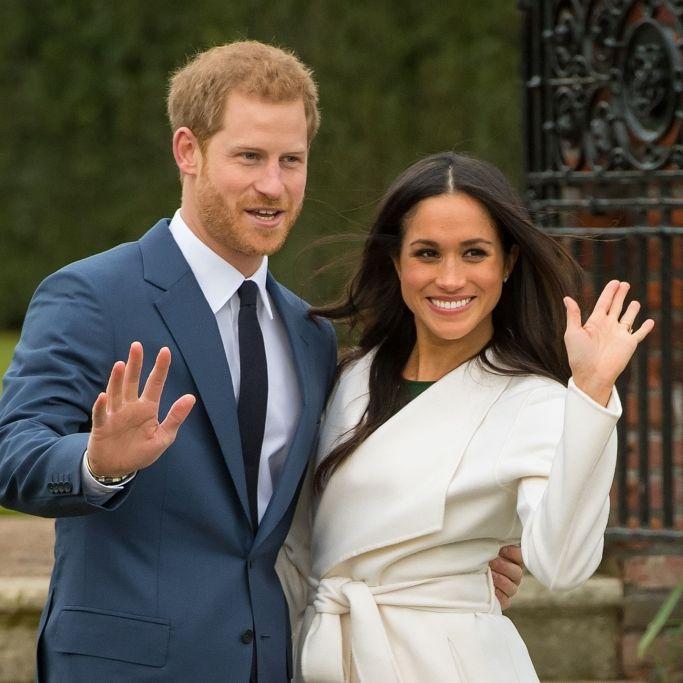 Kein Philip-Tribut! Wird Harrys Tochter nach der Queen benannt? (Foto)