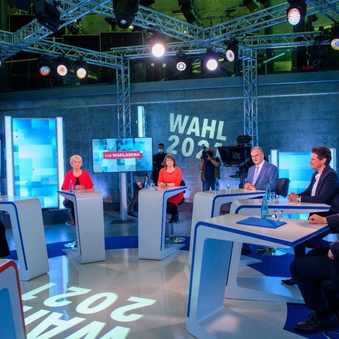 Deutschland, Kenia, Jamaika - Haseloff vor schwieriger Partnerwahl (Foto)