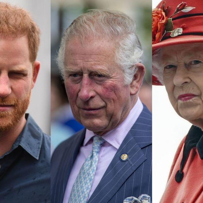 Royals zwischen Leichenfunden, Zukunftssorgen und Partyplänen (Foto)