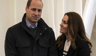 Kate, Herzogin von Cambridge, und Prinz William, Herzog von Cambridge, wollen offenbar nach Schottland ziehen. (Foto)