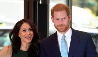 Meghan Markle und Prinz Harry sind am 4. Juni 2021 zum zweiten Mal Eltern geworden. (Foto)