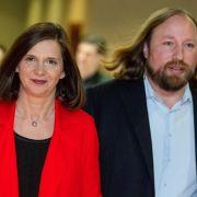 Christin, Ossi und Mutter - So tickt die Grünen-Politikerin privat (Foto)