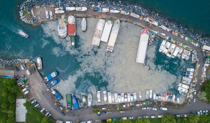 Marmarameer in der Türkei
