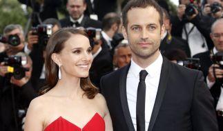 """Natalie Portman lernte ihren Mann, den Choreographen Benjamin Millepied, am Set des Films """"Black Swan"""" kennen. (Foto)"""
