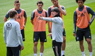 Auf Instagram können Sie der Deutschen Nationalmannschaft während der EM noch näher sein. (Foto)