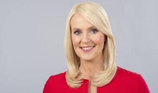 "Anja Petzold moderiert Sendungen wie ""MDR um elf"" oder ""MDR um 2"". (Foto)"