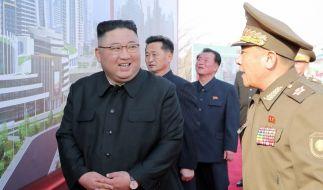 Welche Nuklear-Spielchen plant Kim Jong-un? (Foto)