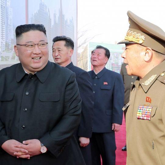 Atom-Alarm in Nordkorea! Was versteckt Kim in DIESEM Geheim-Labor? (Foto)
