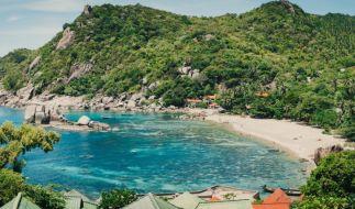 Die thailändische Insel Koh Tao sieht aus wie ein Urlaubsparadies - doch der mysteriöse Tod eines Millionärsehepaars überschattet die Idylle (Symbolbild). (Foto)