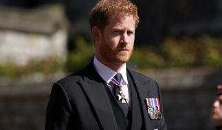 Hat Prinz Harry keine Lust mehr, als Brite zu leben? Diese These stellte zumindest eine Adelsexpertin in den Raum. (Foto)