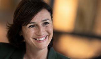 Sandra Maischberger, Journalistin und Fernsehmoderatorin, verabschiedet sich nach dem 09. Juni erst einmal in die Sommerpause. (Foto)