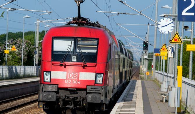 Bahnstreik 2021 News aktuell