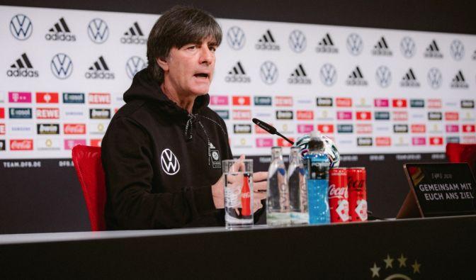 Pressekonferenzen der DFB-Nationalmannschaft