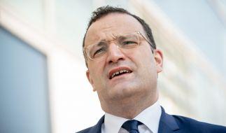 Sollte Jens Spahn als Bundesgesundheitsminister zurücktreten. (Foto)