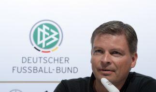 Jens Grittner ist seit 2012 DFB-Pressesprecher. (Foto)