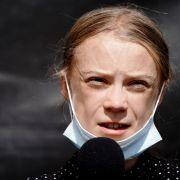 """""""Etwas weniger schlimm!"""" SO verspottet Klima-Greta den US-Präsidenten (Foto)"""