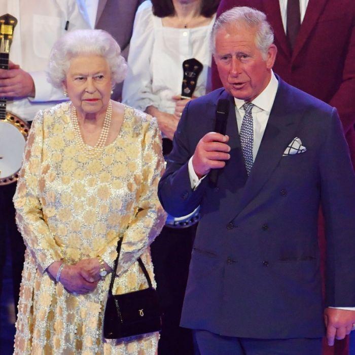 Erste Audienz mit der Queen! DAS denkt Prinz Charles über Enkelin Lili (Foto)