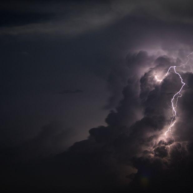 Gewitter-Horror geht weiter! HIER drohen massive Sturzfluten (Foto)