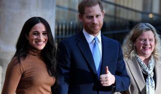 Sehnsüchtig warten Royal-Fans auf ein erstes Foto von Lilibet Diana. (Foto)