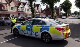 Die Polizei der West Midlands in England fahndet fieberhaft nach dem Mörder des 26-jährigen Sebastian Zygmunt (Symbolbild). (Foto)