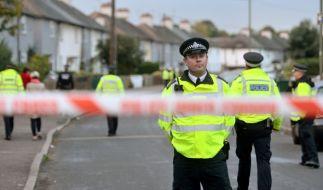 Die Polizei im englischen Slough ermittelt nach dem gewaltsamen Tod einer 49-Jährigen (Symbolbild). (Foto)