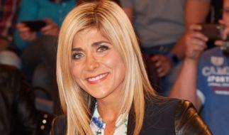 Moderatorin Panagiota Petridou entspannt aktuell im Griechenland-Urlaub. (Foto)