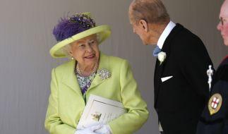 Queen Elizabeth II. ehrte ihren verstorbenen Ehemann Prinz Philip zu dessen 100. Geburtstag mit einer ganz besonderen Geste. (Foto)