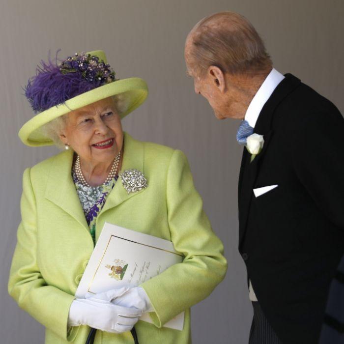 Rührender Gruß! So ehrt Queen Elizabeth ihren verstorbenen Mann (Foto)