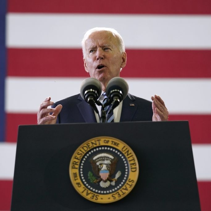 Kruder Demenz-Scherz! Sorge um Gesundheit des verwirrten US-Präsidenten (Foto)