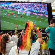 In diesem Jahr wird es keine großen Public-Viewing-Veranstaltungen zur EM 2021 in Deutschland geben. (Foto)