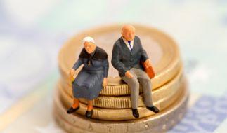 Ein Experten-Gremium brachte jetzt sogar die Rente mit 70 ins Spiel. (Foto)
