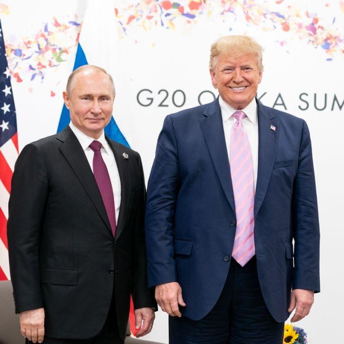 """""""Schlaf nicht ein!"""" Ex-Präsident gibt Biden Tipps für Putin-Treffen (Foto)"""