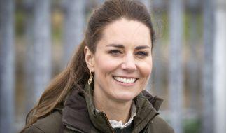 Wenn Herzogin Kate ihre Leidenschaft auslebt, würden ihre Kinder George, Charlotte und Louis manchmal gern die Flucht ergreifen. (Foto)