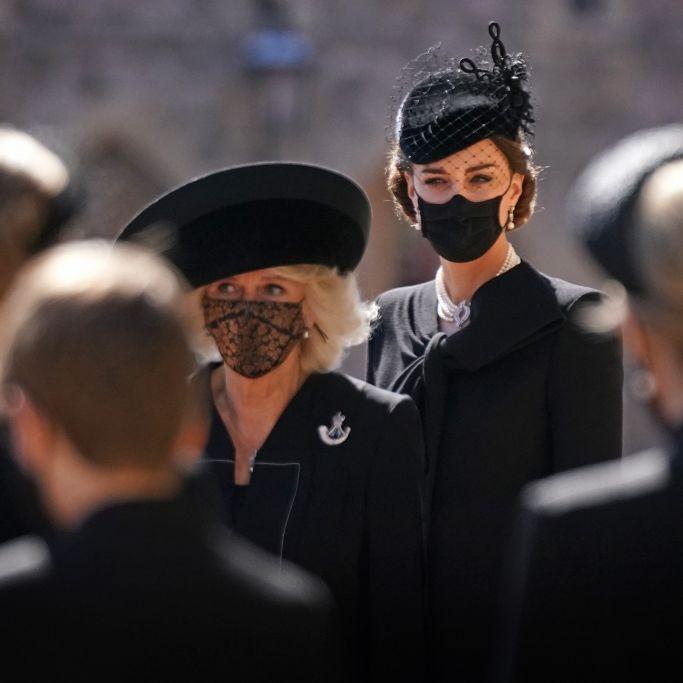 Übertrumpft! Herzogin Kate kriegt, was Camilla verwehrt bleibt (Foto)