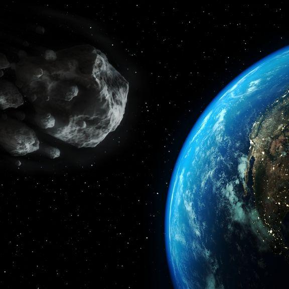 Näher als der Mond! So knapp schrammt er an der Erde vorbei (Foto)