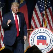 Windel-Wirbel und Spionage-Schock: Was hat Trump sich da nur gedacht? (Foto)