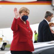 Selbst ihr Mann schüttelt den Kopf! SO blamiert sich die Kanzlerin vor dem G7-Gipfel (Foto)