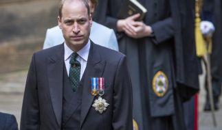 Ein Portal vermutet, dass Prinz William auf eine doppelte Geburstagsfeier als König verzichten muss. (Foto)