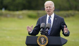 Die US-Regierung von Joe Biden plant Truppen in das südchinesische Meer zu schicken. (Foto)