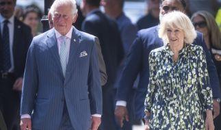 Der angebliche Sohn von Prinz Charles und Herzogin Camilla will mit einem neuen Foto die Elternschaft beweisen. (Foto)