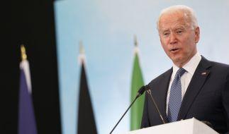 Wird Joe Biden fremdgesteuert? (Foto)