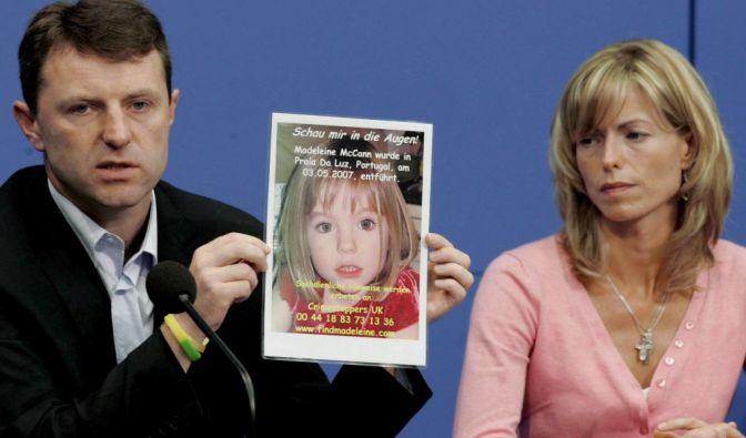 Madeleine McCann ermordet?