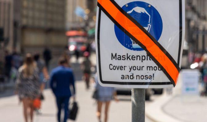 Maskenpflicht bald abgeschafft?