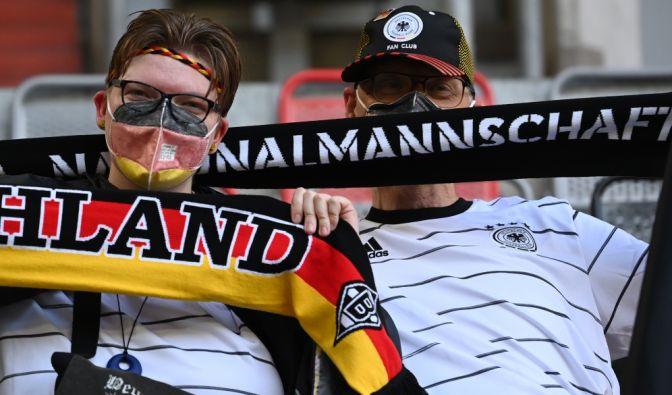 Deutschland-Spiele der Fußball-EM 2021 - Ergebnisse