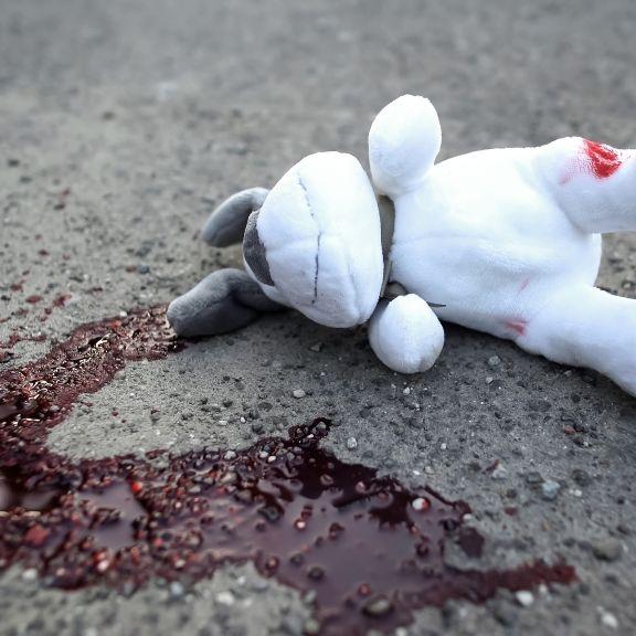 Baby von Balkon geworfen - Mädchen (2 Monate) tot (Foto)