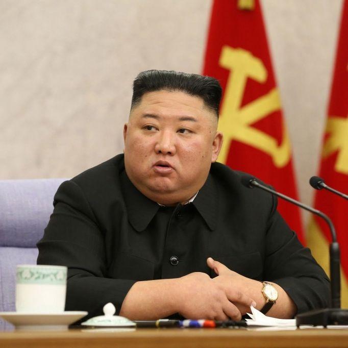 Während sein Volk verhungert! Diktator will sich einmauern lassen (Foto)