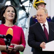 Propaganda-Kampagne! So will Putin eine Grünen-Kanzlerin verhindern (Foto)